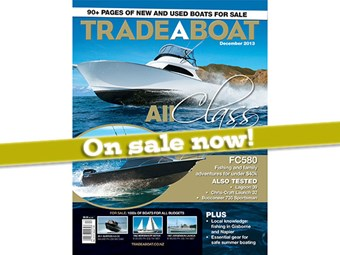 What's in the December issue of Trade-A-Boat?