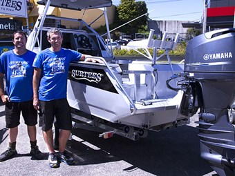 Media release: Fishing Boats NZ Yamaha dealership announcement