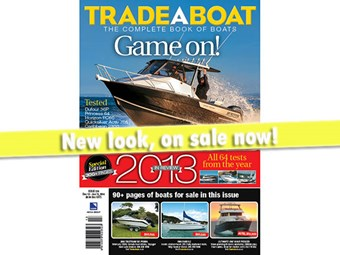 What's in the January issue of Trade-A-Boat?