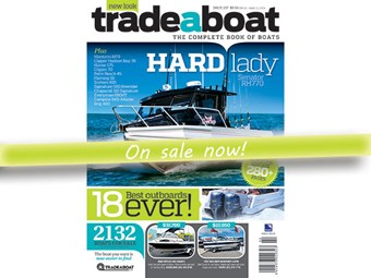 What's in the March issue of Trade-A-Boat?
