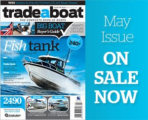 What's in the May issue of Trade A Boat?