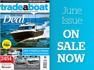 What's in the June issue of Trade A Boat?
