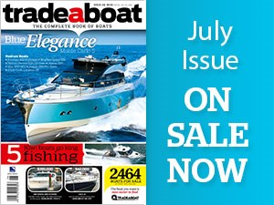What's in the July issue of Trade A Boat?