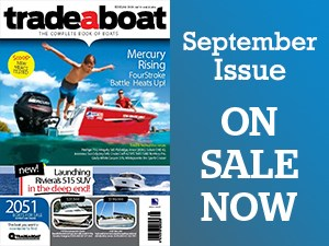 What's in the September issue of Trade a Boat?