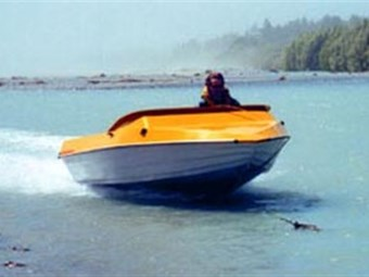 Boss Boats Express 470