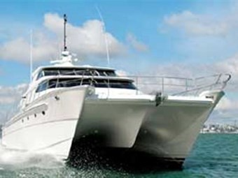 Seaquest 26m Catamaran
