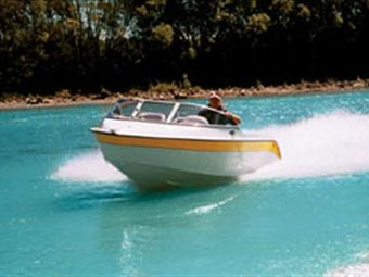 Hartz Vulcan 5.0m Sports Jetboat
