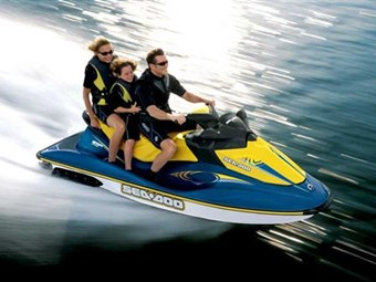 Sea-Doo's 2006 models