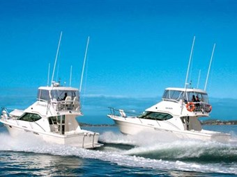 Oliver Royale 370 sport fisher