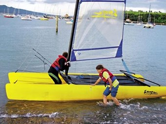 Escape 17 Catamaran
