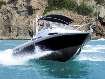 Extreme Boats 570 Sport Fisher