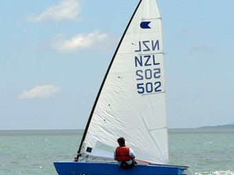 OK Dinghy World Title goes to Kiwi