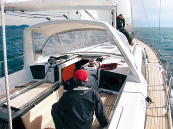 Beneteau Oceansis 41 and 45
