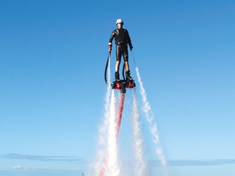 Product review: Flyboard