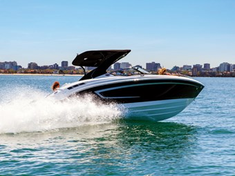 Boat test: Chaparral 257SSX Bowrider