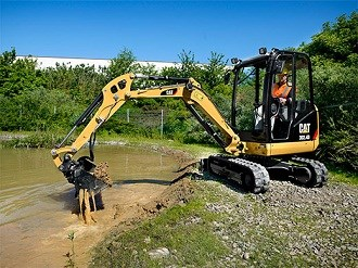 Cat releases new D-series mini excavators