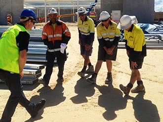 Tradie health and safety in the spotlight