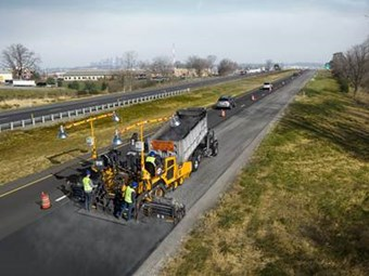 Volvo paves the way with new road construction equipment