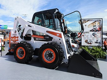Bobcat produces limited-edition 'Millionth Unit' loaders