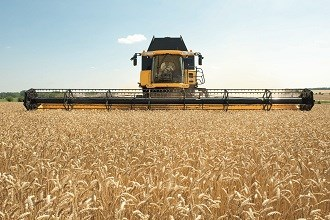 New Holland introduces 12.5m Varifeed grain header