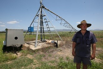 Yanmar generator package works a charm for Mackay farmer