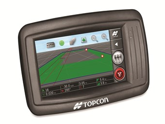 Topcon unveils X14 guidance console
