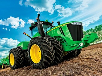 John Deere launches rugged new tractor line-up