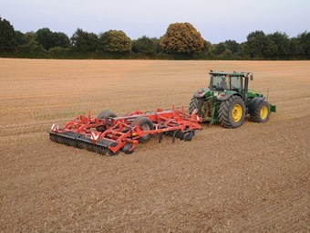 New Kuhn cultivators are high-Performers
