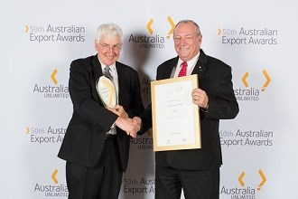 CNC business a winner at Export Awards