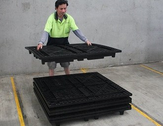 1‐PAL unveils new Australian-made pallet system