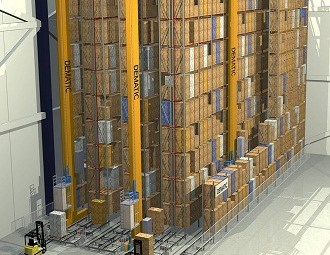 Dematic introduces new automated storage and retrieval system