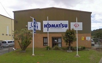 Wollongong forklift business Pro-Mech join forces with Komatsu