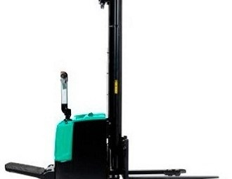 Mitsubishi introduces new AXIA ES pedestrian stacker trucks