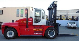 ForkForce brings 12-tonne Maximal fork lift to Australia