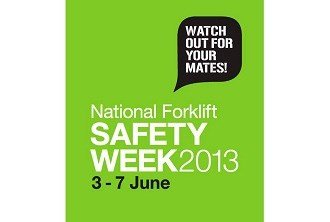 Program launched for Forklift Safety Week