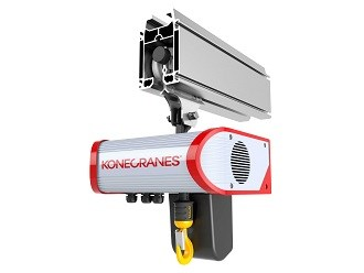 Konecranes to release new CLX chain hoist in Oz and NZ