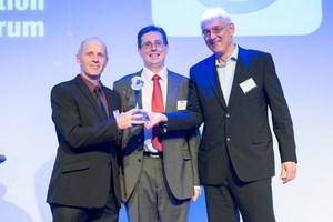 Liebherr PowerBoom receives design award