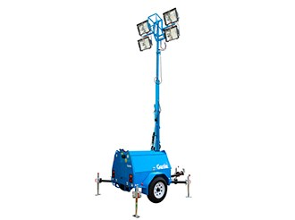 Genie releases new locally manufactured lighting towers