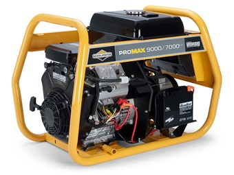 Briggs & Stratton launches new PowerMax generator range