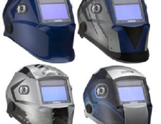 CIGWELD launches new auto-darkening welding helmets