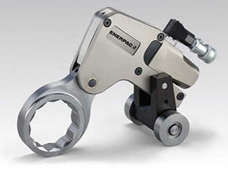Enerpac releases WCR4000 slim-but-tough torque wrenches