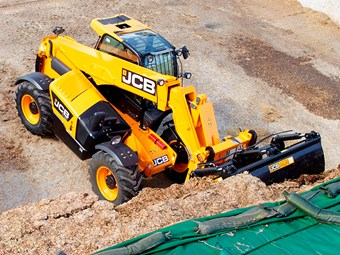 New JCB telehandlers built for fuel efficiency