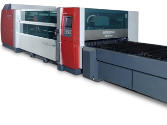 Mitsubishi laser systems a cut above the competition