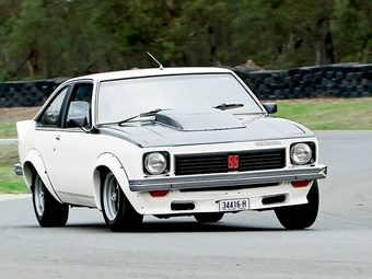 Holden LX A9X Hatch review