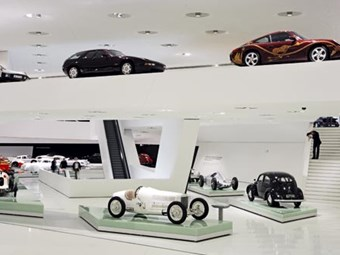 Feature: New Porsche Museum