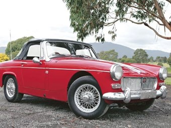 MG Midget (1961-79): Buyer's guide