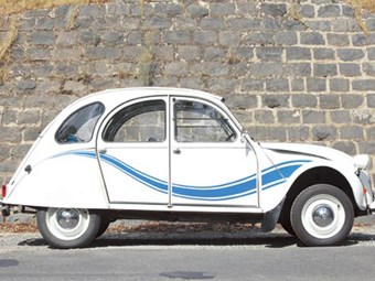 Citroen 2CV Review