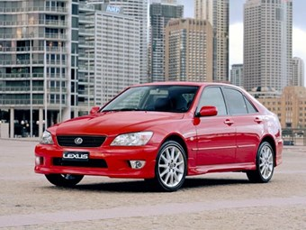 1999-2005 Lexus IS200 Buyer's Guide