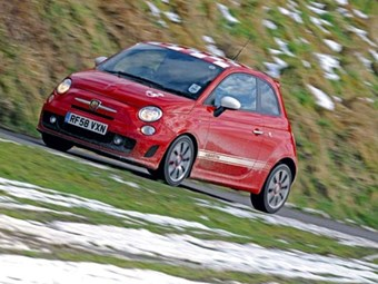 2009 Fiat 500 Abarth Review