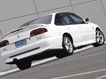 HSV Commodore VR GTS (1991-96): Buyer's Guide